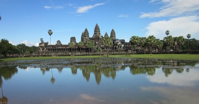 Met's Angkor Wat